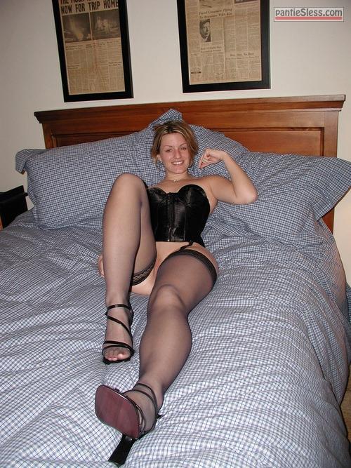 high heels blowjob