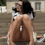 Almost nude Iggy Azalea