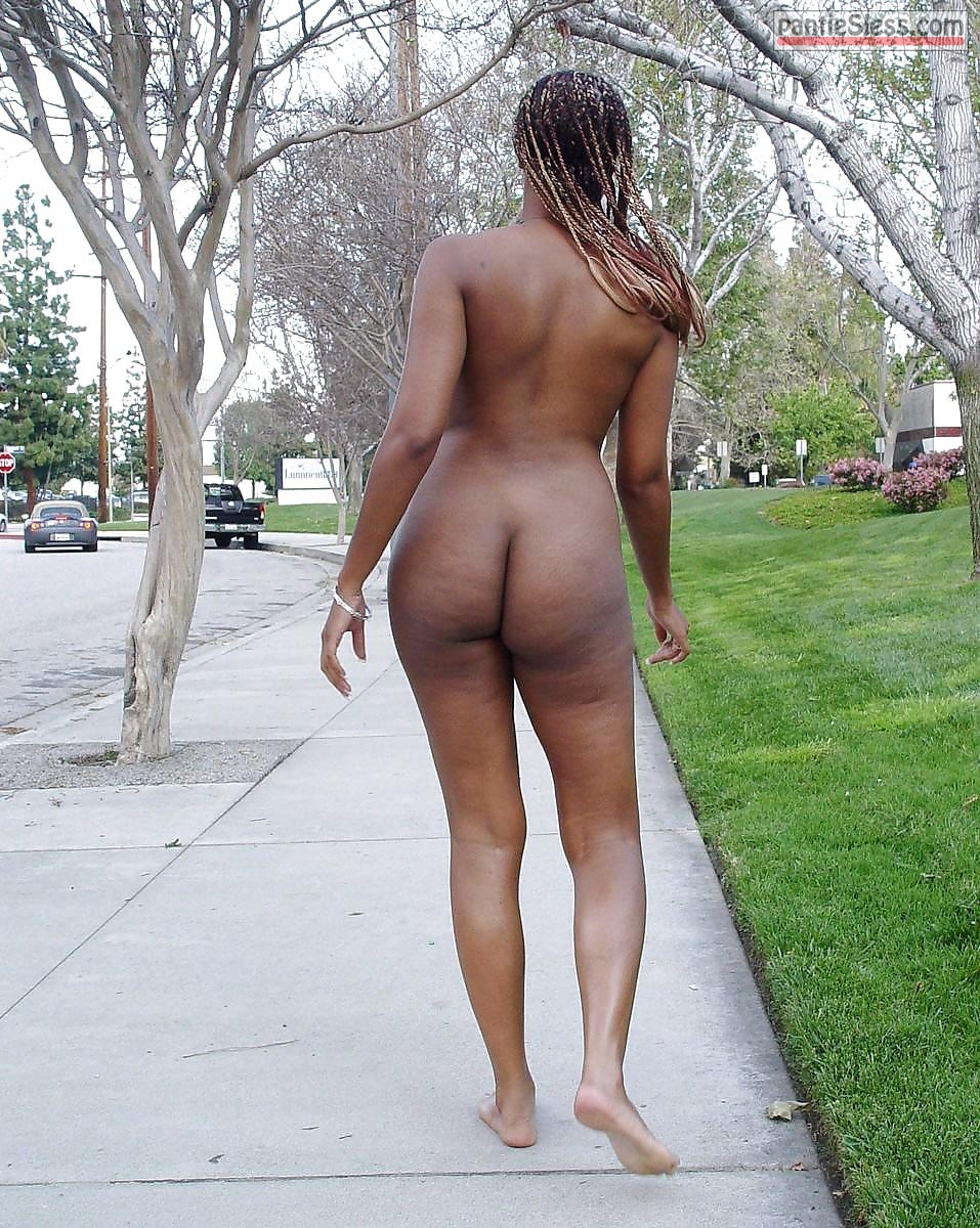 Ebony Ass Shaking Naked