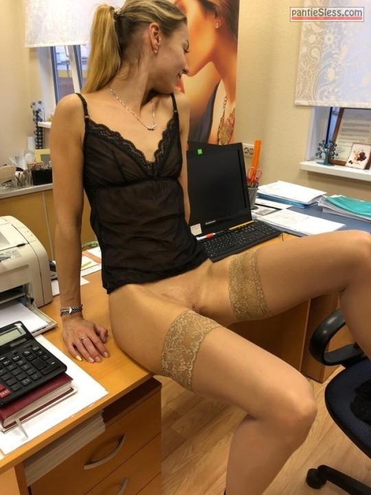 Bottomless Secretary