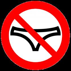 No Panties Allowed PantieSless.com