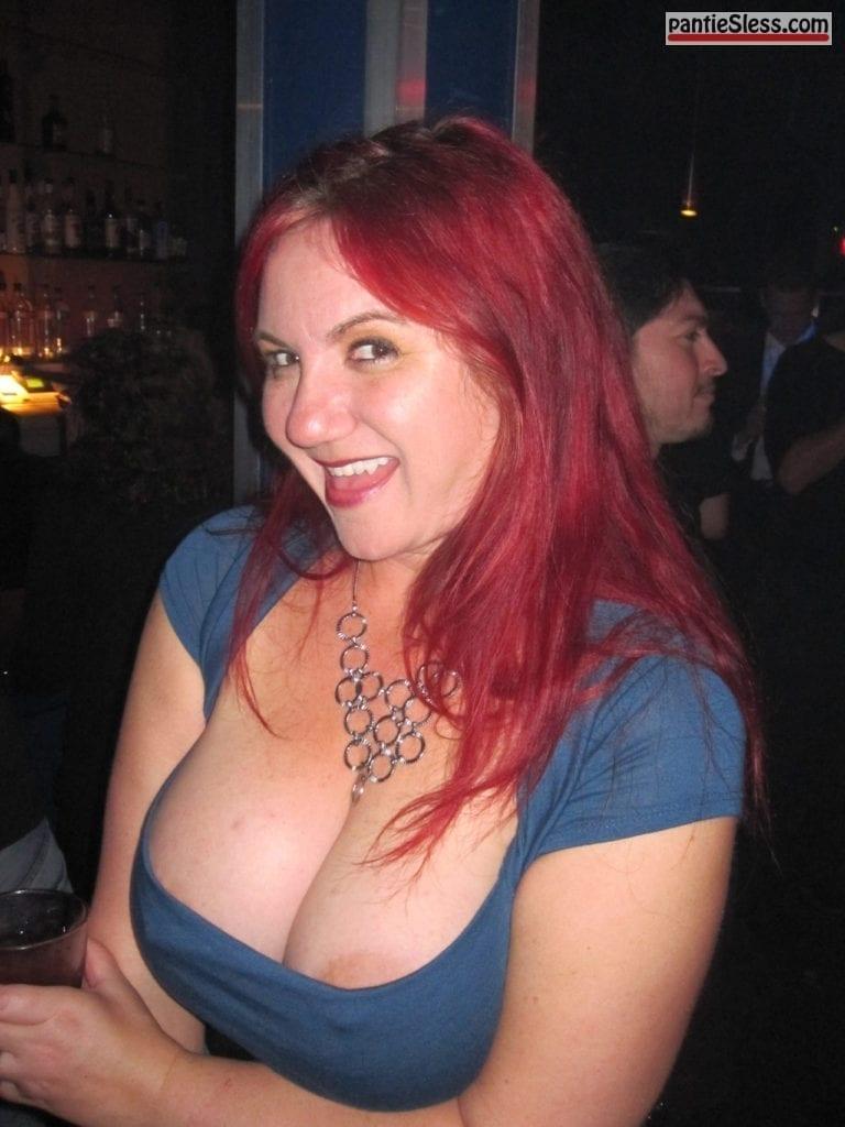 redhead nip slip  tumblr myu6kpondK1spt499o1 1280